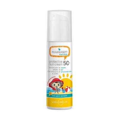 Pharmasept Protective Sun Cream SPF50 Αντηλιακή Κρέμα Προσώπου & Σώματος SPF50 για Παιδιά 150ml