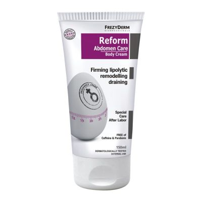 Frezyderm Feminine Reform Abdomen Body Cream 150ml