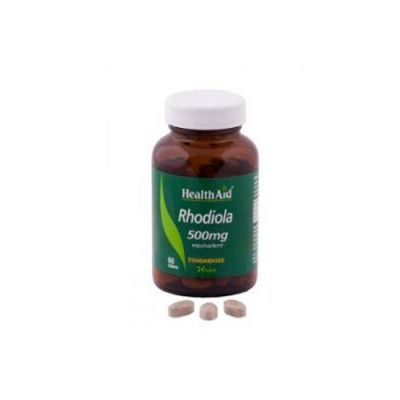 Health Aid Rhodiola 500mg 60 tablets
