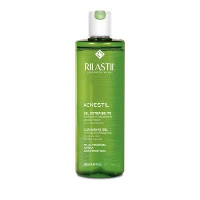 Rilastil Acnestil Cleansing Gel Καθαριστικό Τζελ 250ml