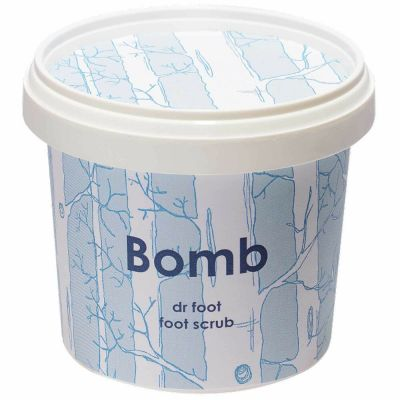 Bomb Cosmetics Dr Foot Refreshing Foot Scrub 365ml