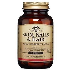 Solgar Skin, Nails & Hair 60 Ταμπλέτες