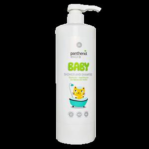 Medisei Panthenol Extra 2 Σε 1 Baby Shampoo & Bath 1Lt
