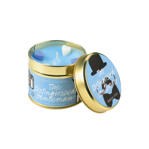 Bomb Cosmetics The Distinguished Gentleman Handmade Candle 1τμχ 243g