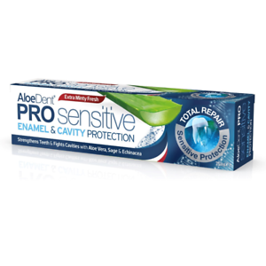 Optima Pro Sensitive Enamel & Cavity Protection Toothpaste 75ml