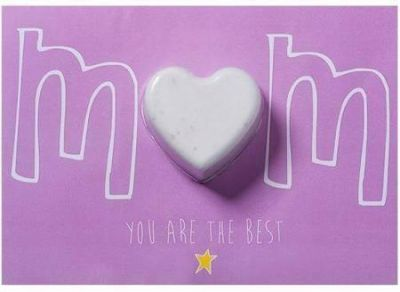 Bomb Cosmetics Ευχετήρια Κάρτα You are the best mom