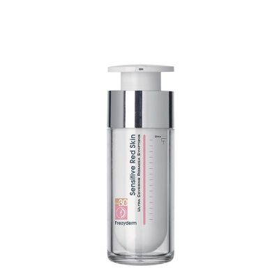 Frezyderm Sensitive RED SKIN TINTED Spf 30 30ml