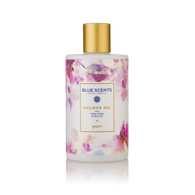 Blue Scents Shower Gel Pure 300ml