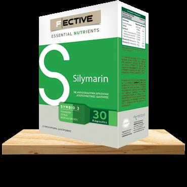 F|ECTIVE Silymarin 140mg 30caps