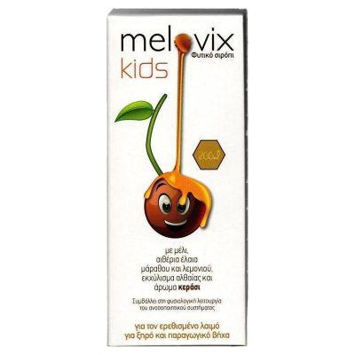 SJA Pharm Melovix Kids Παιδικό Φυτικό Σιρόπι 200ml
