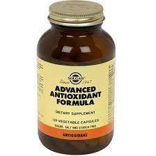 Solgar Advanced Antioxidant Formula 120 Φυτικα Κάψουλες