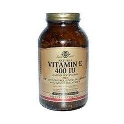 Solgar Vitamin E 268MG (400IU) 100 Φυτικές Μαλακές Κάψουλες