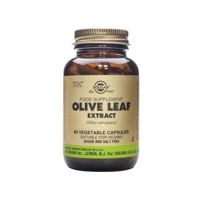 Solgar Olive Leaf Extract 60veg tabs