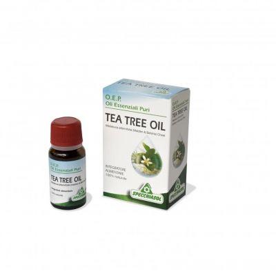 Specchiasol Tea tree essential oil Φυτικό Αντισηπτικό από Αιθέριο Έλαιο Τεϊόδεντρο 10ml