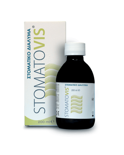 Pharma Q Stomatovis Mouthwash Αντιμικροβιακό Στοματικό Διάλυμα 200ml