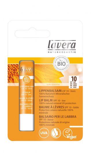 Lavera Lip Balm SPF10 4,5g