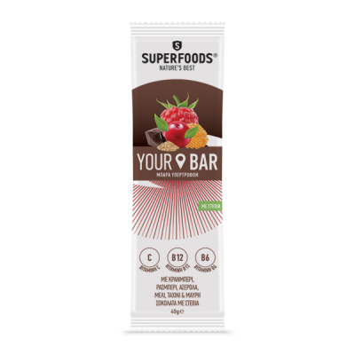 Superfoods Your Bar Cranberry 45g