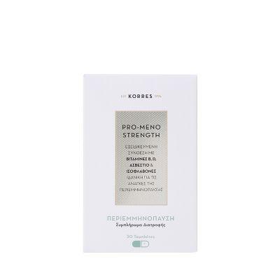 Korres Pro Meno Strenght - Συμπλήρωμα Διατροφής Περιεμμηνόπαυσης 30tabs