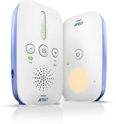 Avent Dect Baby Monitor SCD501 1 τεμ.