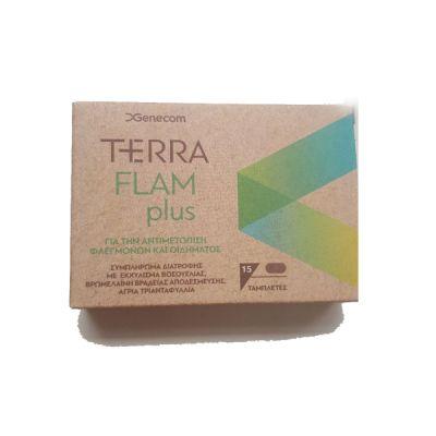 Genecom Terra Flam Plus 15 Kάψουλες