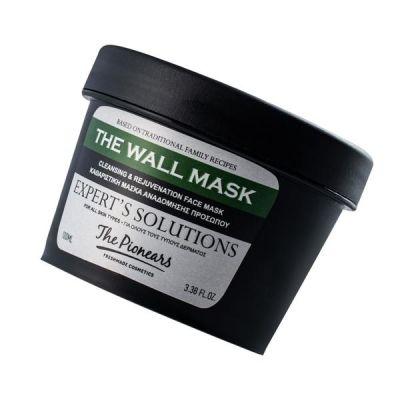 The Pionears The Wall Mask Καθαριστική Μάσκα Αναδόμησης Προσώπου 100ml