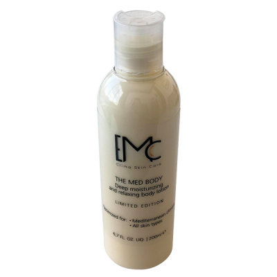 EMC The Med Deep Moisturizing and Relaxing Body Lotion 100ml