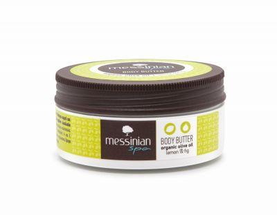 Messinian Spa Body Butter Λεμόνι & Σύκο 80ml