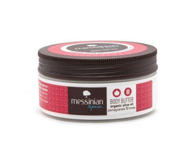 Messinian Spa Body Butter Ρόδι & Μέλι 80ml