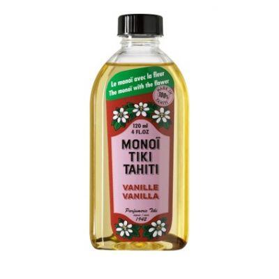 Tiki Tahiti Monoi Vanilla Πολυχρηστικό Λάδι 120ml