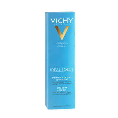 Vichy Ideal Soleil After Sun Γαλάκτωμα για Εγκαύματα 100ml