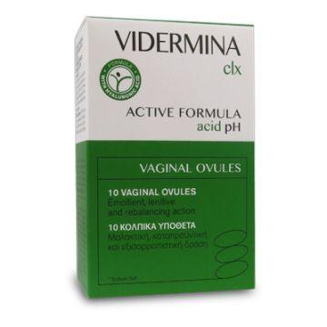 Epsilon Health Vidermina CLX Ovules 0,2% 10 τεμάχια