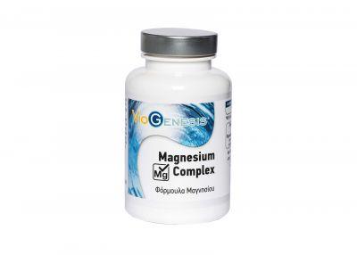 Viogenesis Magnesium Complex - Φόρμουλα Μαγνησίου 120 Κάψουλες