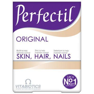 Vitabiotics Perfectil Original Συμπλήρωμα Διατροφής για Δέρμα, Μαλλιά, Νύχια 30 Ταμπλέτες