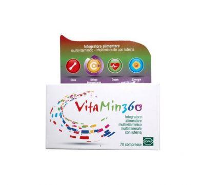 Winmedica Sofar Vitamin 360 Πολυβιταμινούχο Πολυμεταλλικό Συμπλήρωμα Διατροφής Με Λουτείνη 70 δισκία