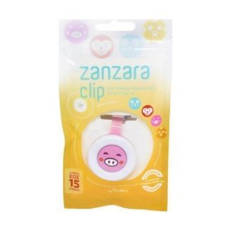Zanzara Εντομοαπωθητικό Clip, 1 τεμάχιο