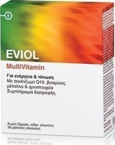 EVIOL MultiVitamin 30 softgels