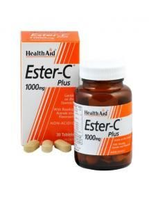 Health Aid Ester-C Plus 1000mg With Bioflavonoids 30 tablets