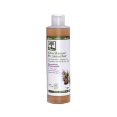 BioSelect Organics Σαμπουάν Για Βαμμένα Μαλλιά 250ml