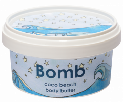 Bomb Cosmetics Coco Beach Body Butter 210ml