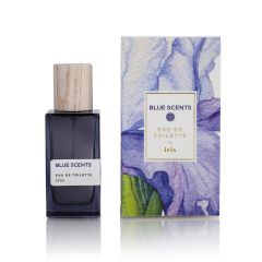 Blue Scents Eau De Toilette Iris 50ml