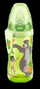 "Nuk Παγουράκι Active Cup Disney ""Jungle Book"" 300ml Με Κλιπ Και Μαλακό Ρύγχος Σιλικόνης"