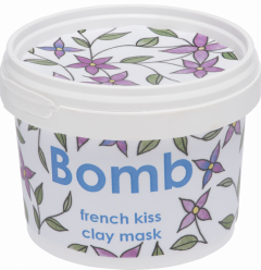 Bomb Cosmetics French Kiss Clay Mask 120ml