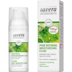 Lavera Facial Care Ενυδατική Κρέμα Προσώπου Για Σύσφιξη Πόρων Με Βιολογική Μέντα Και Βιολογική Κολλιτσίδα 50ml