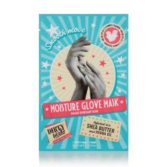 Dirty Works Moisture Glove Mask 1 pair