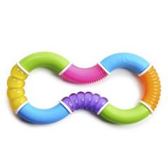 Munchkin Twisty Figure 8 Teether Toy 1τμχ