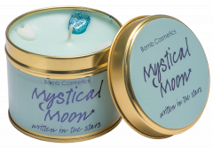 Bomb Cosmetics Mystical Moon Tinned Handmade Candle 1τμχ 243g