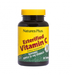Natures Plus Esterified Vitamin C 90 Ταμπλέτες