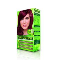 Naturtint Φυτική βαφή μαλλιών - 6.66 Έντονο κόκκινο 1 Τεμ
